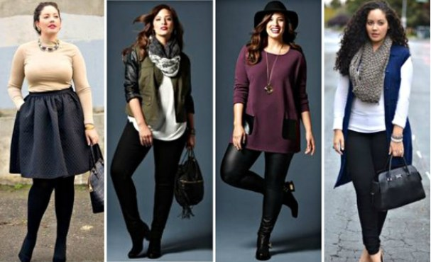 Fashion Tips For Plus Size