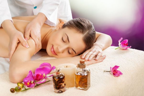 Types of Massage Oils